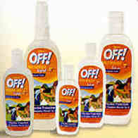 Off! Spray products